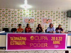 UJS realiza seminário em Salvador