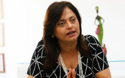 Alice Portugal protesta contra extinção do Ministério do Trabalho